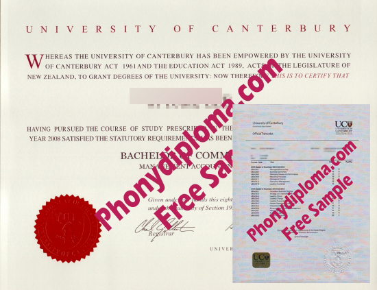 Buy Fake Diplomas & Transcripts From New Zealand